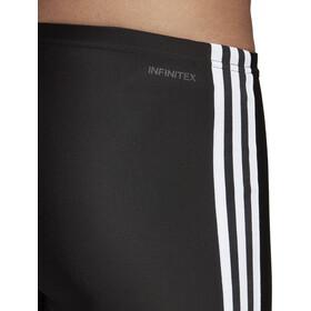 adidas Fit 3S Zwemboxers Heren, black/white